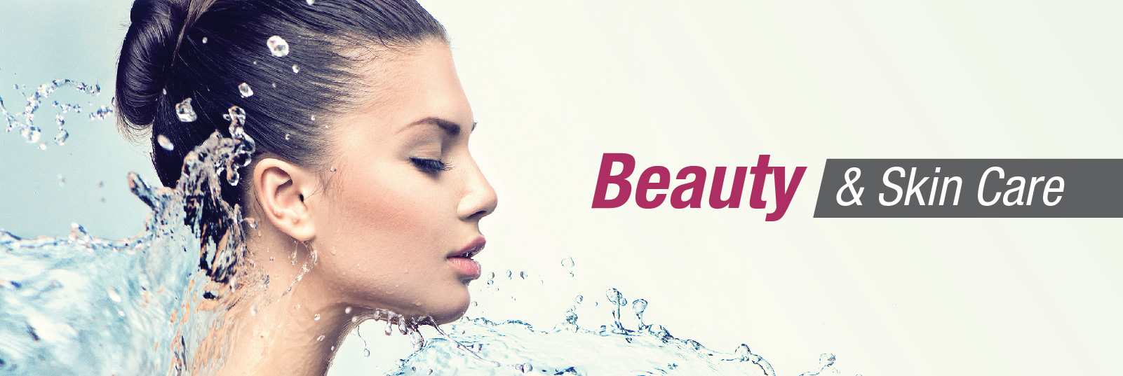 Beauty Skin Care Banner